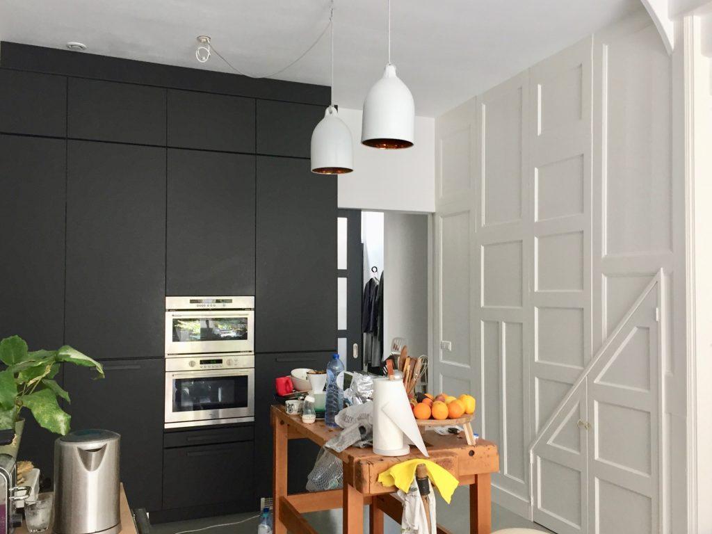 IKEA Kungsbacka keuken kastenwand maatwerk meubel keuken interieuradvies interieurontwerp kleuradvies rotterdam