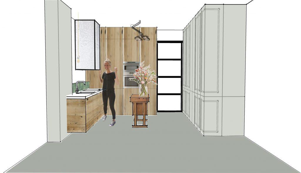 keukenontwerp indelingsadvies circulaire duurzame materialen rotterdam
