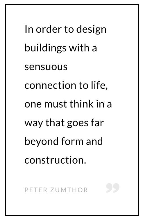 interieur architectuur quote