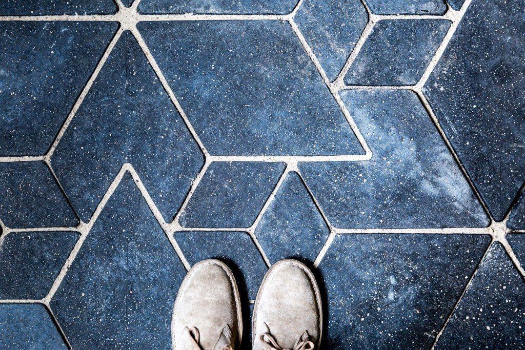 circulair duurzaam interieur design tegels