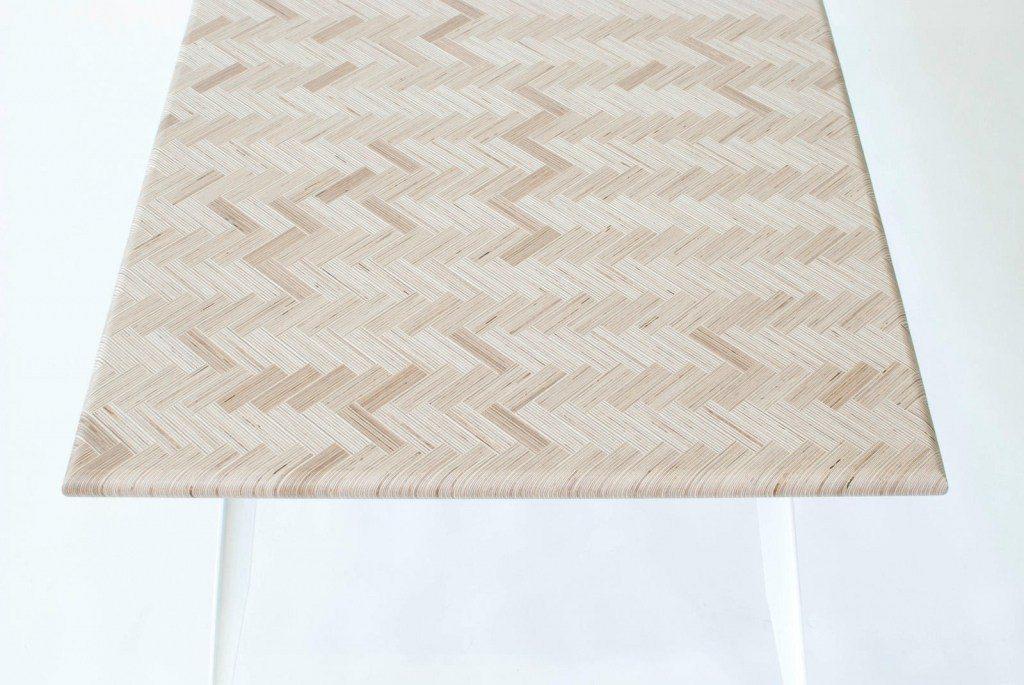 circulair duurzaam interieur design tafel