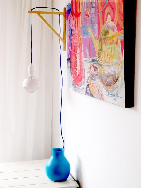 kleur styling interieur inspiratie