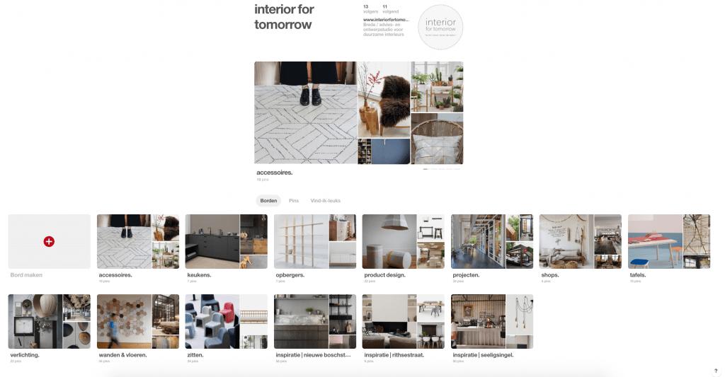pinterest circulair interieur design