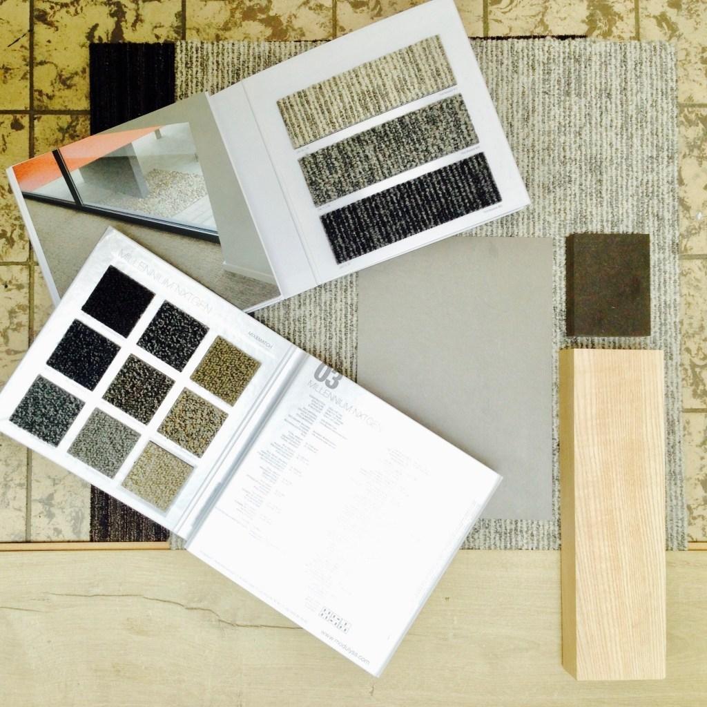 circulair duurzaam interieur design materialen werkplek