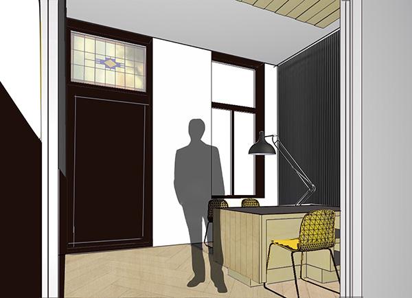 interieurontwerp kantoor