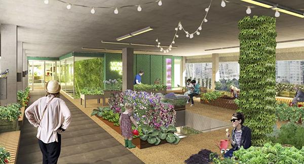 interieurvormgeving urban farming duurzaam leven