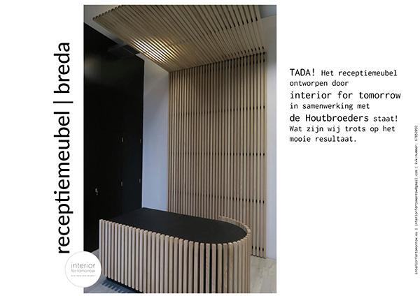 maatwerk meubel ontwerp projectmanagement
