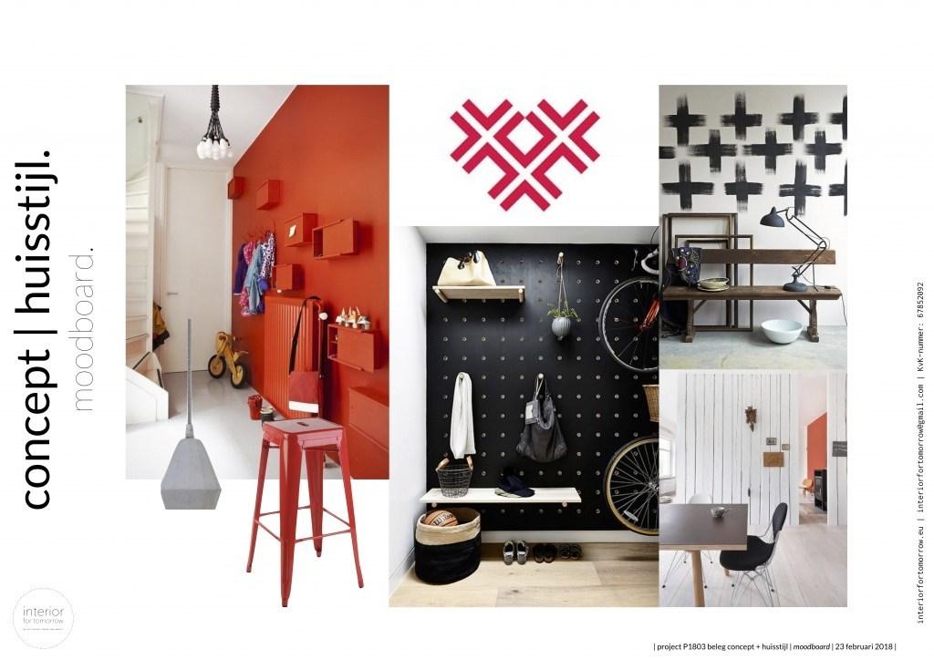 concept logo huisstijl interieur ontwerp horeca