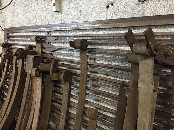 circulair duurzaam interieur design stansplaten metaal