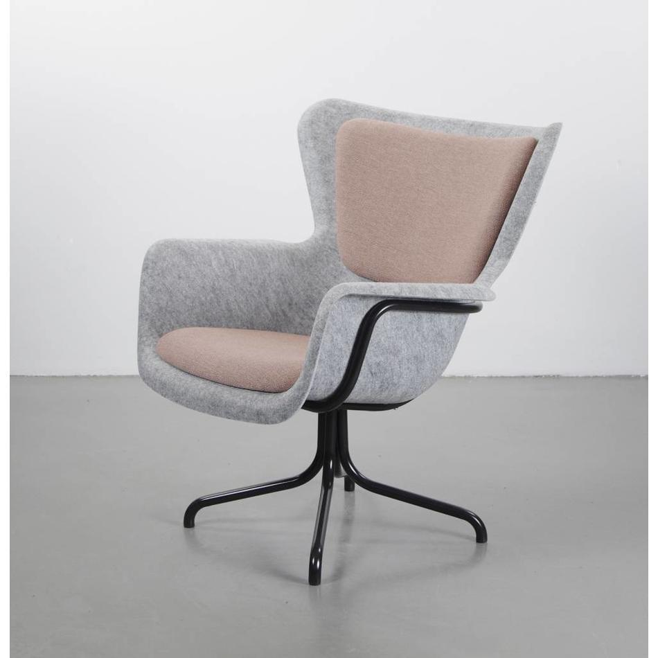 circulair duurzaam interieur design stoel pet
