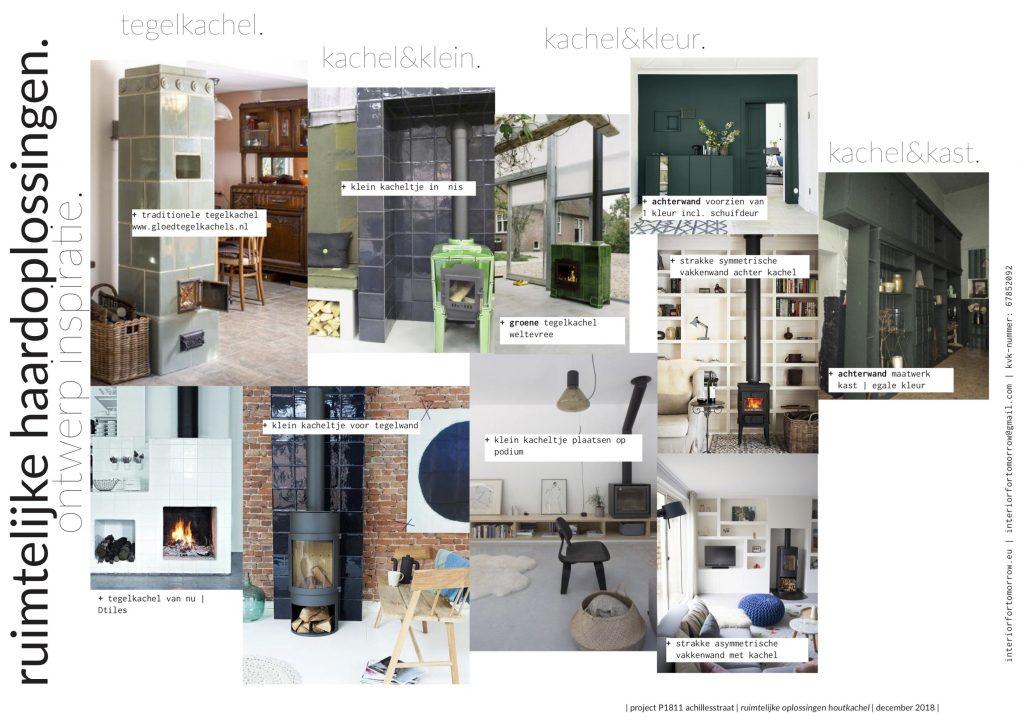 verbouwen verhuizen interieuradvies interieurontwerp houtkachel haard maatwerk meubel
