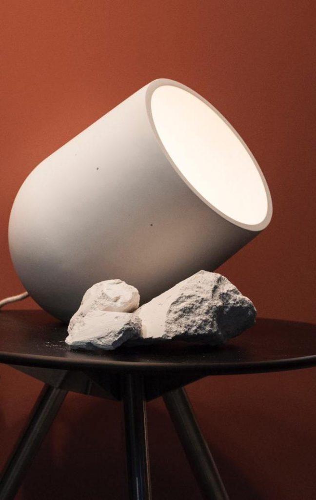 circulair duurzaam interieur design lamp