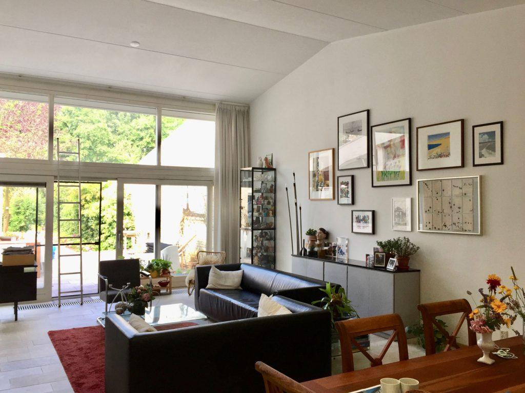 interieuradvies aan huis eenheid woonkamer