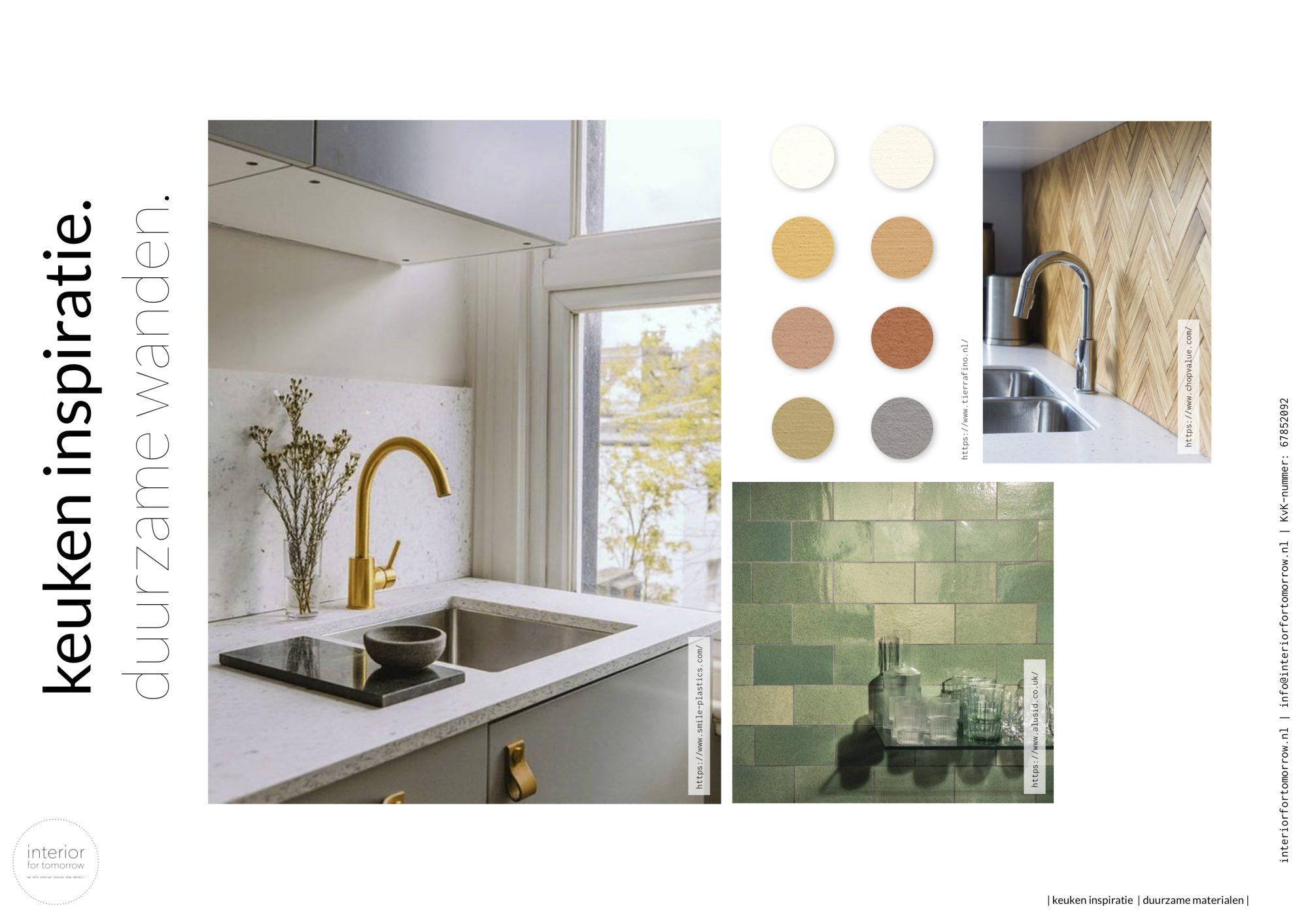 moodboards duurzame materialen keuken_wanden_high