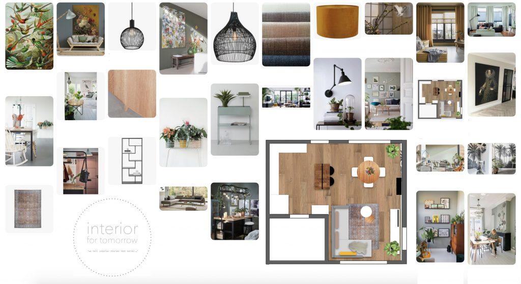 pinterestbord margrietstraat oosterhout inclusief plattegrond interieuradvies aan huis