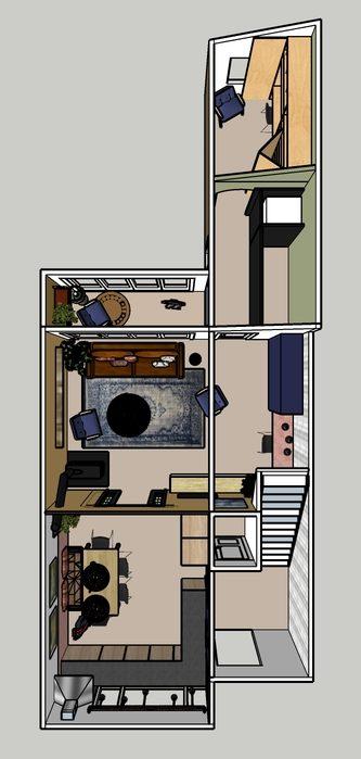duurzaam interieur advies ontwerp leemstuc hout indelingsadvies verbouwing